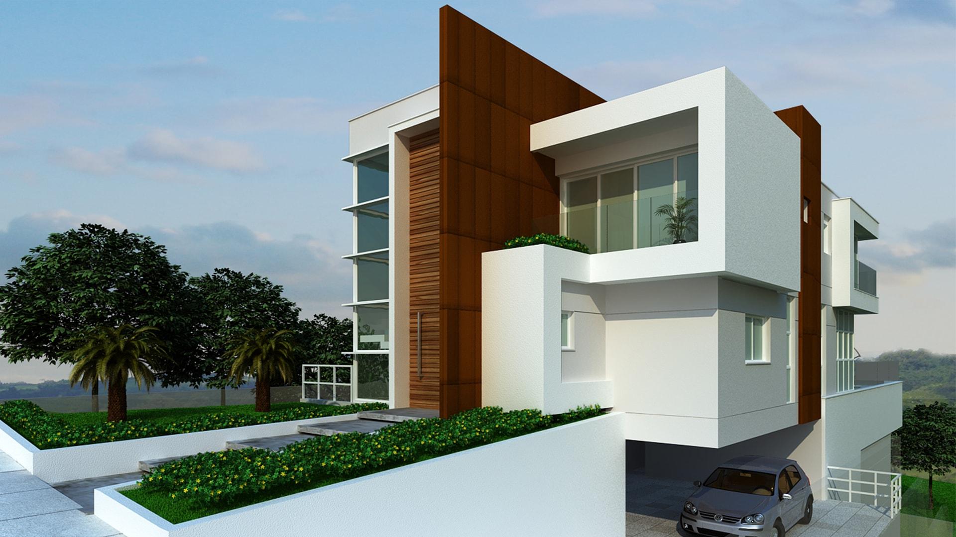 Residencial – 450m² – Tamboré 10 – Santana de Parnaiba – SP