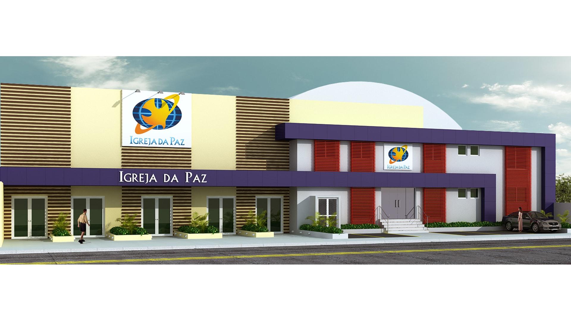 Institucional - Igreja da Paz - Barueri - SP