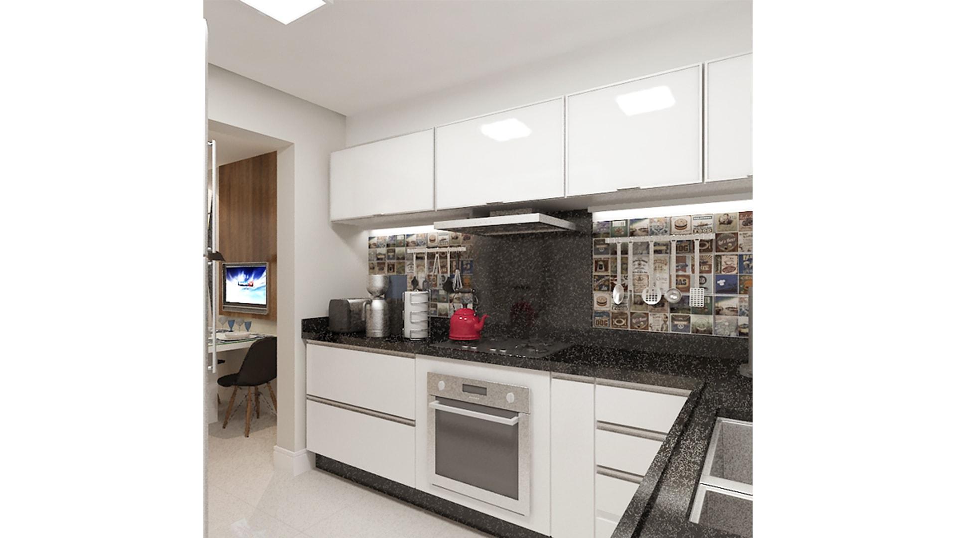 Residencial - 85m² - Cotia - SP