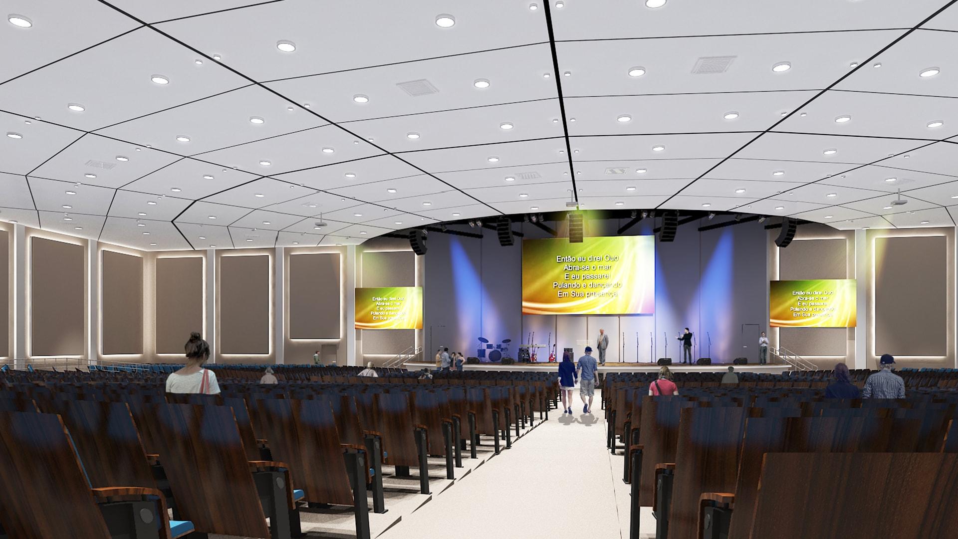 Institucional - Igreja da Paz - Roraima - RO